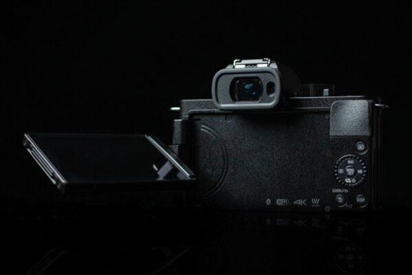 Recensione Panasonic Lumix G100 09