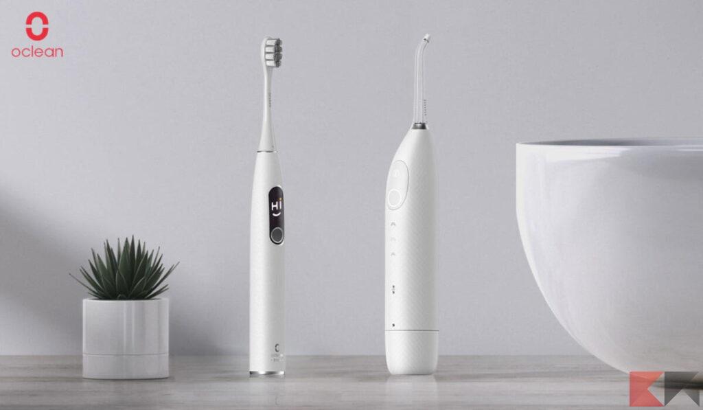 oclean spazzolino