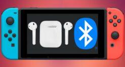 Come collegare cuffie Bluetooth alla Nintendo Switch