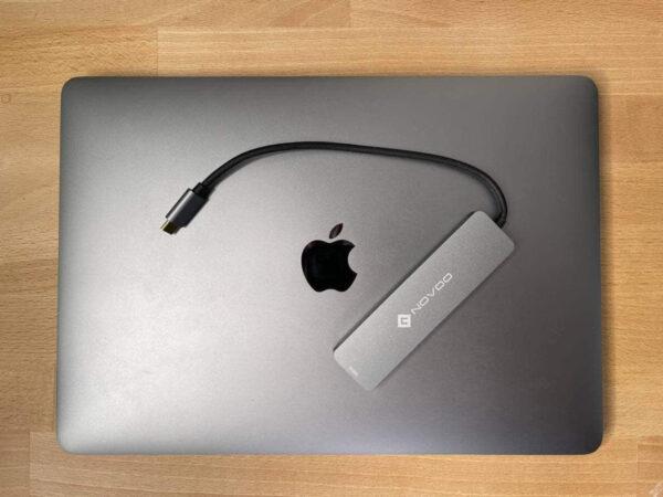 HUB USB-C NOVOO