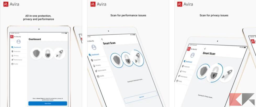 avira antivirus iphone