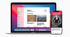 ripristinare widget apple news scomparso