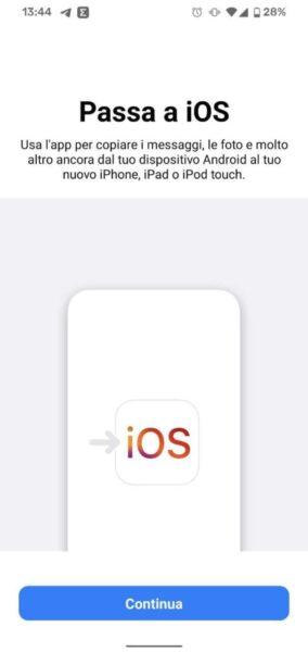 Come trasferire la rubrica da Android a iPhone