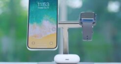 stand 3-in1 iphone