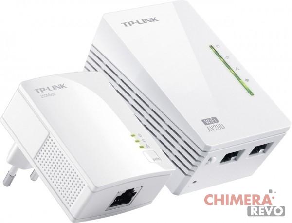 Powerline wireless