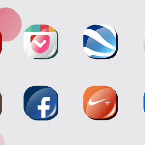 Cherry G - Icon Pack