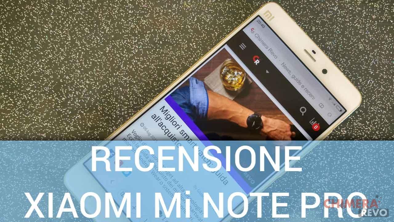 Xiaomi Mi Note Pro