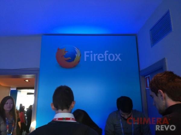 Firefox OS - MWC 2015 (1)