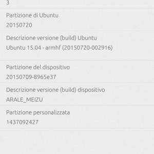 Meizu MX4 Ubuntu Edition Screen 3
