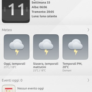 Meizu MX4 Ubuntu Edition Screen 4