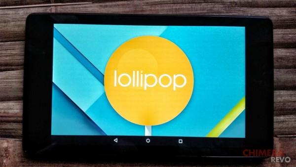 Nexus 7 2013 - Lollipop