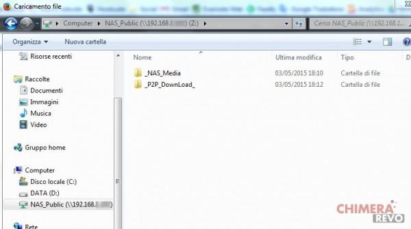 SMB Windows NAS
