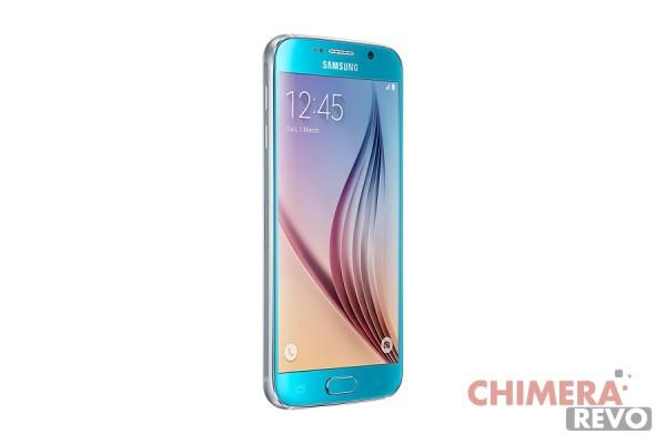 Samsung Galaxy S6 con Super AMOLED