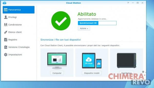 Cloud Station