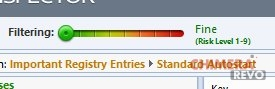 ESET SysInspector barra malware