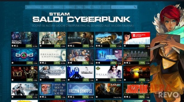 cyberpunk steam