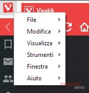 Vivaldi button