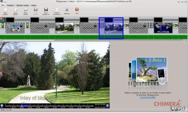 Programmi per slideshow i migliori open source gnu for Programma rendering free