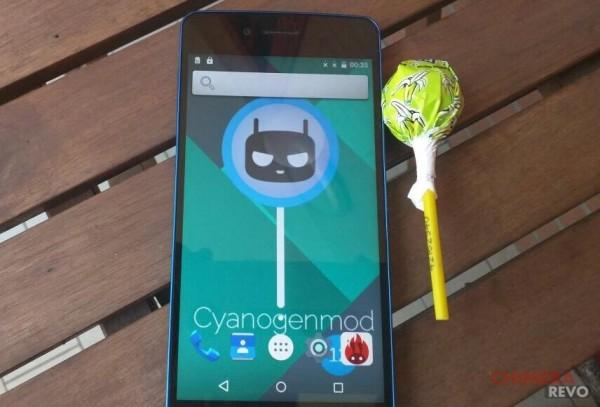 Stonex One CyanogenMod Edition