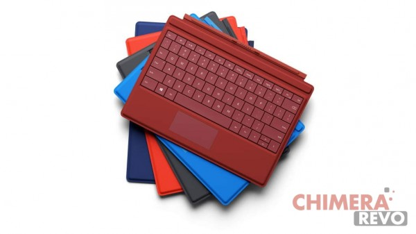 Type Cover Surface 3