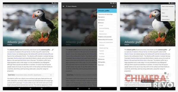 Wikipedia mobile - App Android su Google Play