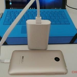 Xiaomi Power Bank 10000 mAh 1