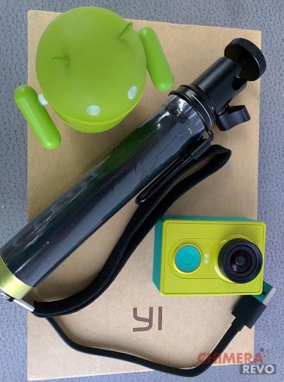 Xiaomi Yi Action Camera - confezione