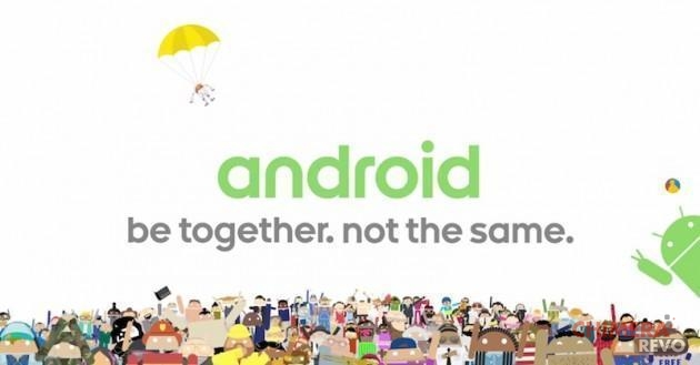 android be together