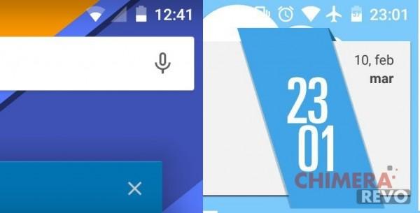 Prima e dopo aver utilizzato l'app sopra citata