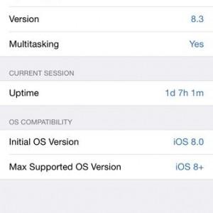 c AIDA64 iOS OS