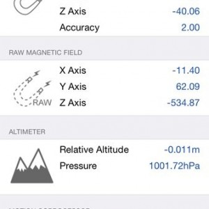 c AIDA64 iOS Sensor2