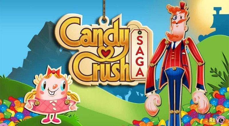 c candy crush saga