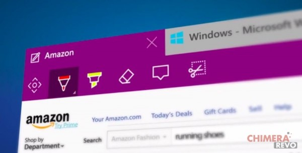 Microsoft Edge - Inking