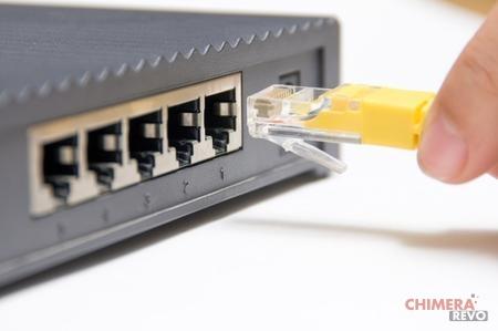 collegare due router in cascata