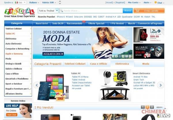1. Tutti i vantaggi degli acquisti online