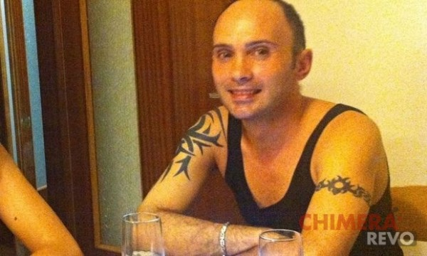 Dino Maglio, il presunto aggressore