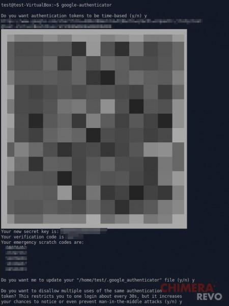 Attivare l'autenticazione a due fattori su Ubuntu