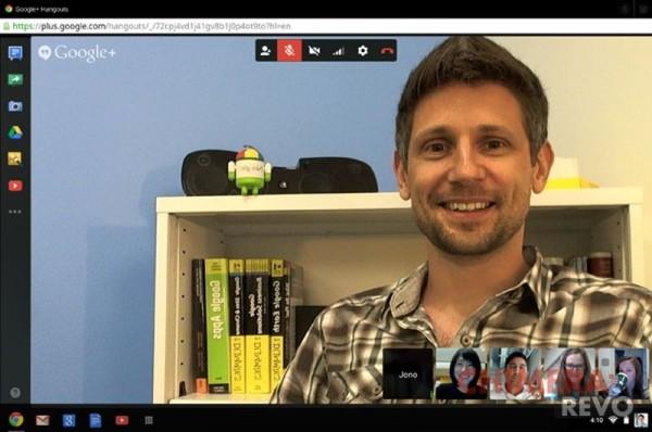 Programmi per videochiamate - Hangouts