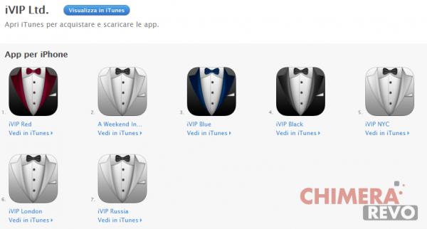 iVip_Apps