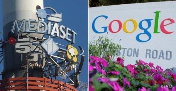 mediaset-vs-google