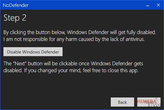 nodefender-step-2