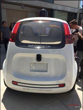 Google uno sguardo dentro l 39 auto che si guida da sola for L auto che si guida da sola