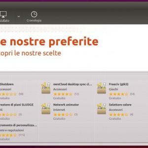 ubuntu gestore pacchetti
