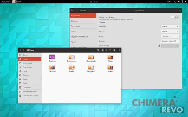 ubuntu-gnome-vivid-numix