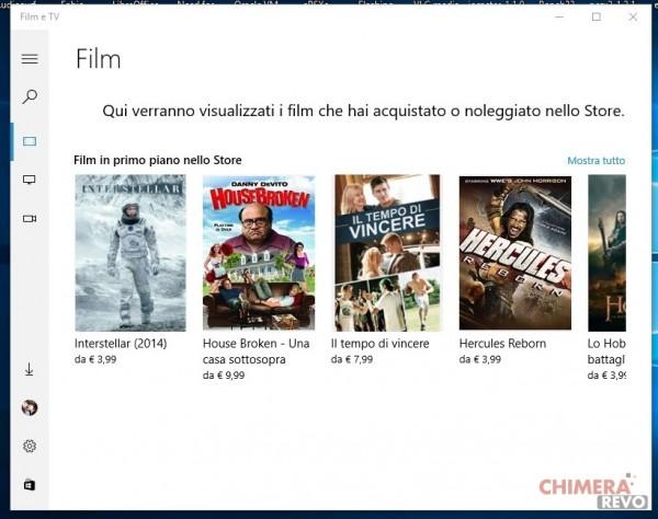Film - Universal app