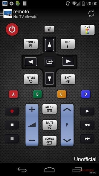 Telecomando per TV Samsung