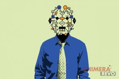 uomo algoritmo