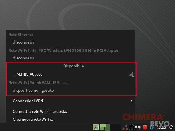 wifi-non-gestito