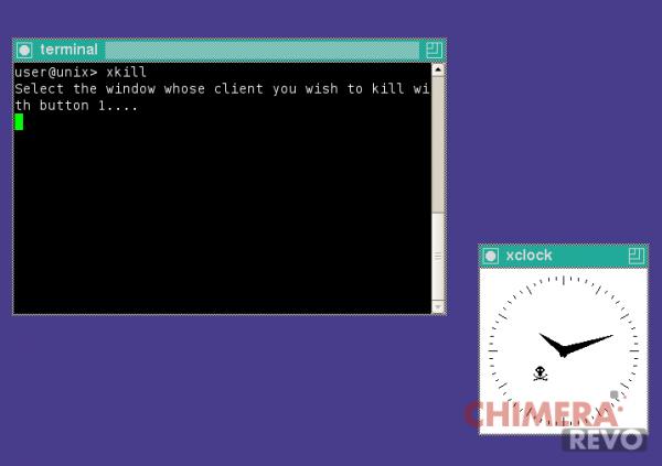 Chiudere programmi bloccati in Linux - xkill
